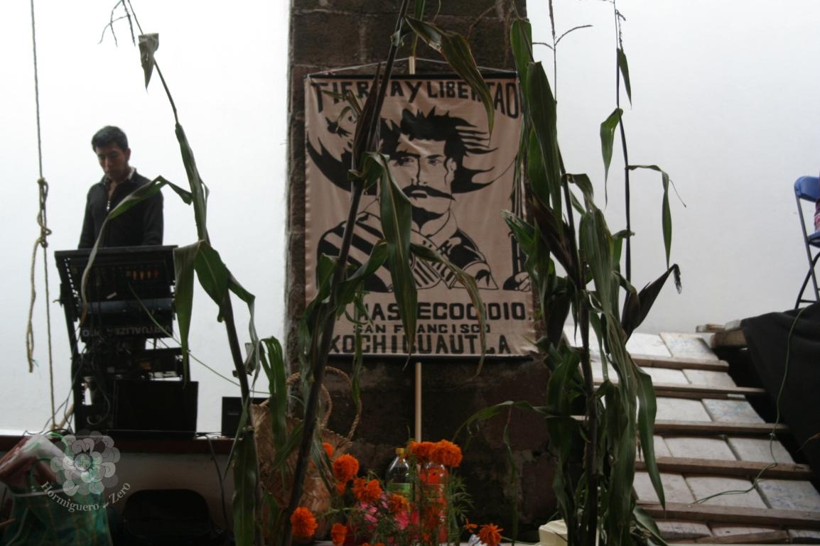 El tiempo es de quien lo cuenta: Xochicuautla-Ayotzinapa