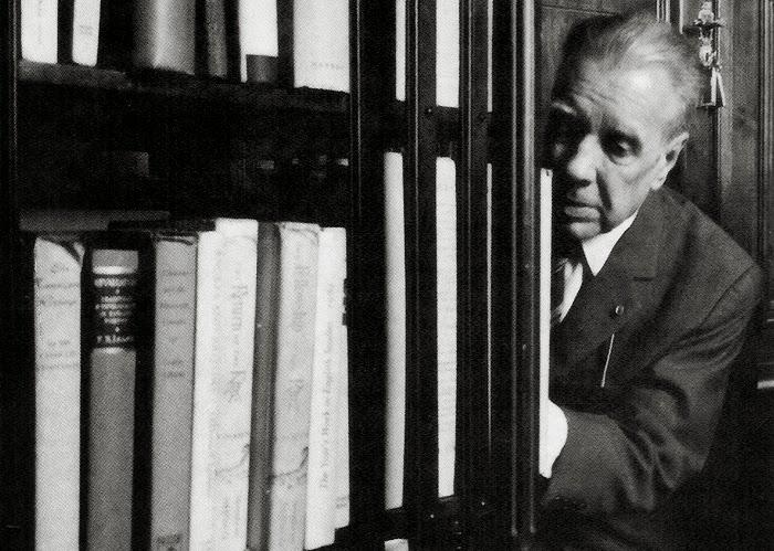 Jorge Luis Borges (Amanecer)