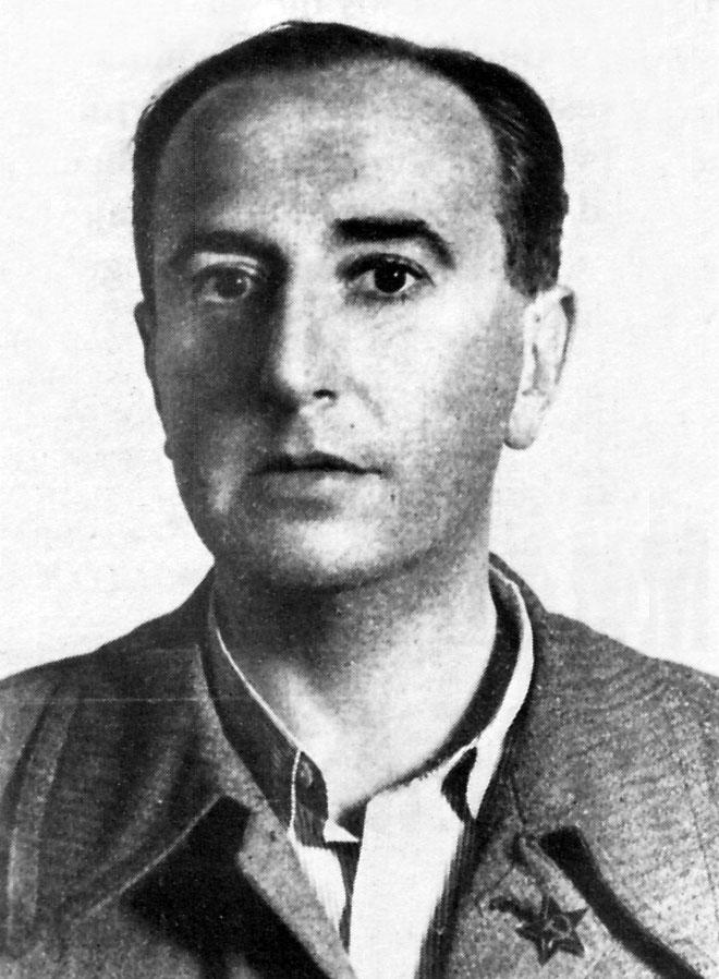 Vicente Huidobro (Altazor cantoII)