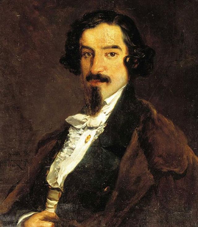 José de Espronceda (El diablomundo)
