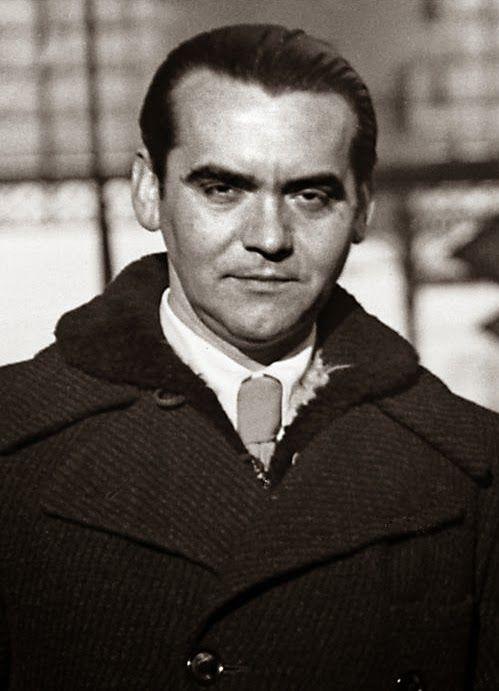 Federico García Lorca(Crucifixión)